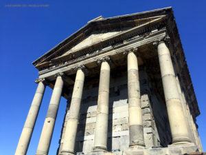 il tempio di Garni (Armenia)