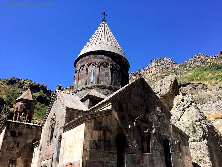 Garni e Geghard (Armenia)