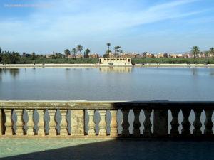 giardini della Menara (Marrakech, Marocco)