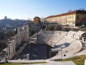 teatro romano (Plovdiv, Bulgaria)