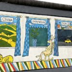 East Side Gallery Berlin - Alexej Taranin - Mauern international