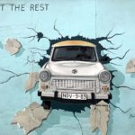 East Side Gallery Berlin - Birgit Kinder - Test The Rest