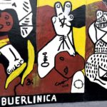 East Side Gallery Berlin - Cacciatore - Buerlinica