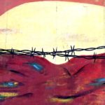 East Side Gallery Berlin - Carmen Leidner - Niemandsland