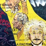East Side Gallery Berlin - Klaus Niethardt - Justitia