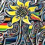 East Side Gallery Berlin - Worlds People, wir sind ein Volk
