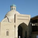 il bazar coperto Taki-Sarrafon (Bukhara, Uzbekistan)