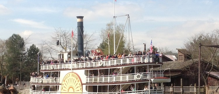 Il River Boat (Disneyland Paris)