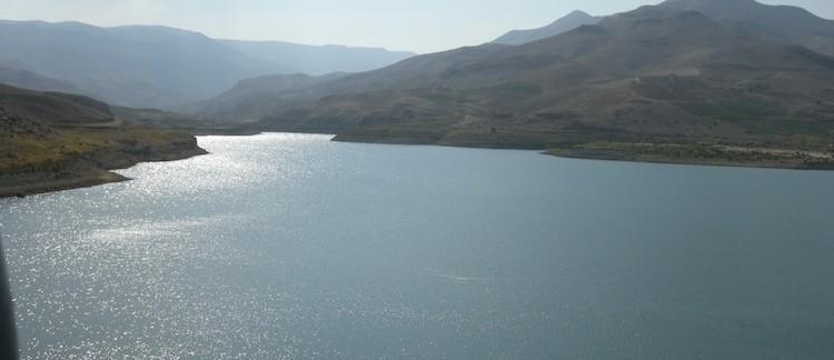 lo Wadi Mujib (Giordania)