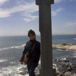 Diaz Cross presso Luderitz (Namibia)