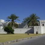 Fort Namutoni al Parco Etosha (Namibia)