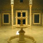 al Museo del Bardo di Tunisi (Tunisia)