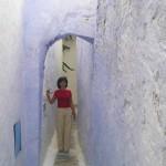 nella medina di Hammamet (Tunisia)