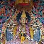 interno del Monastero di Kopan (Nepal)