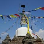 stupa di Chilanchu Vihara (Kirtipur, Nepal)