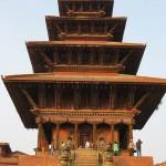 Tempio di Nyatapola (Bhaktapur, Nepal)
