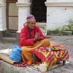 al Tempio di Dakshinkali (Nepal)