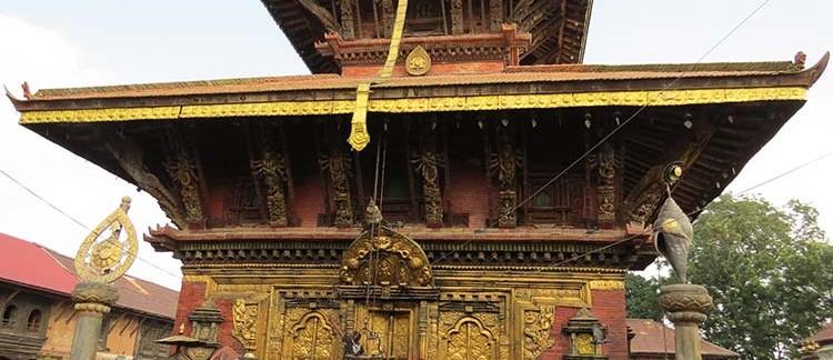 il Tempio di Changu Narayan (Nepal)