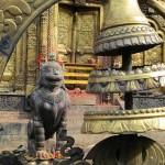il Tempio di Changu Narayan, particolare (Nepal)
