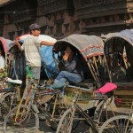 risciò ad Asan Tole (Kathmandu, Nepal)