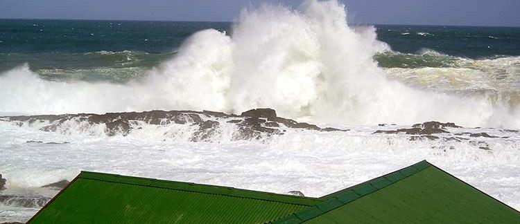 Oceano Indiano (Tsitsikamma Park, Sud Africa)
