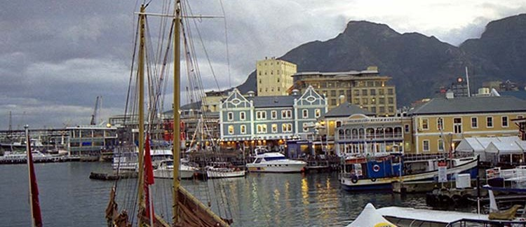 waterfront di Cape Town (Sud Africa)
