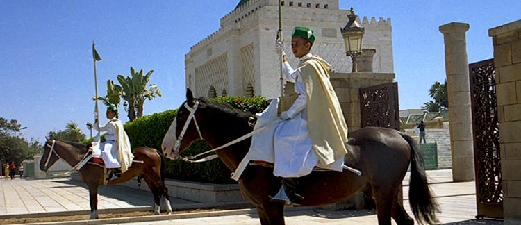 Mausoleo di Mohammed V (Rabat, Marocco)