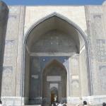 Moschea Bibi-Khanym (Samarcanda, Uzbekistan)