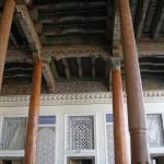 Moschea Makhdumi-Khorezm (Samarcanda, Uzbekistan)