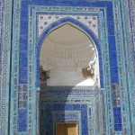 Shah-i-Zinda (Samarcanda, Uzbekistan)