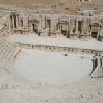 Teatro sud (Jerash, Giordania)