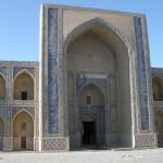 medressa Ulughbek (Bukhara, Uzbekistan)