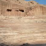 il Teatro di Petra (Giordania)