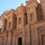 il Monastero al-Deir di Petra (Giordania)