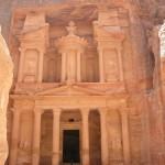 il Tesoro a Petra (Giordania)
