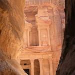 il Tesoro alla fine del siq (Petra, Giordania)