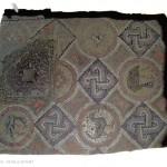 mosaico a Cartagine (Tunisia)
