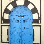 porta in stile (Kairouan, Tunisia)