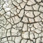terreno arido nelle Gole del Selja (Tunisia)