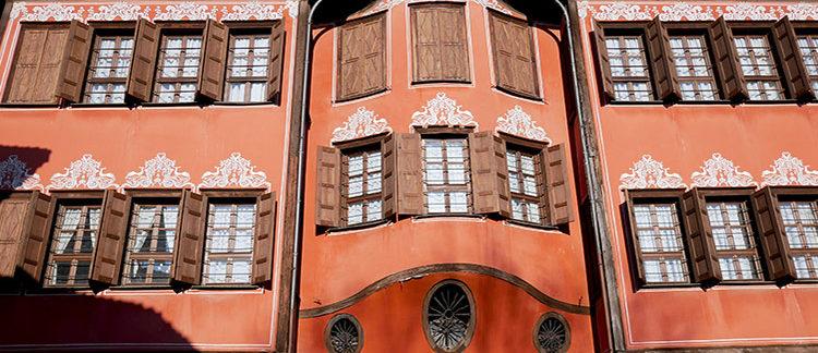 dimora Nedkovich, città vecchia (Plovdiv, Bulgaria)