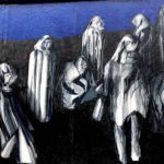 East Side Gallery Berlin - Ana Leonor Madeira Rodrigues - ohne Titel