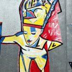East Side Gallery Berlin - Andy Weiss - Geist-Reise