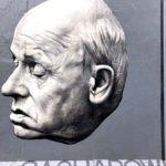 East Side Gallery Berlin - Dimitri Vrubel - Danke André Sacharow