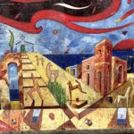 East Side Gallery Berlin - Fulvio Pinna - Ode an die Freude