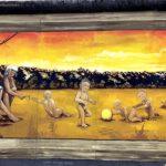 East Side Gallery Berlin - Henry Schmidt - Vergesst mir die Liebe nicht