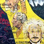 East Side Gallery Berlin - Klaus Niethardt - Justitia