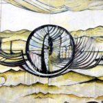 East Side Gallery Berlin - Siegrid Müller-Holtz - gemischte Gefühle